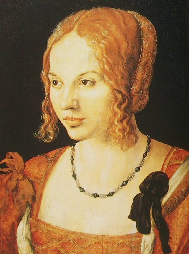 venetian-girl-abrecht-durer